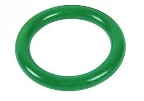 Beco Children's Diving Ring Solid Swimming Ring Water Toy Fling A Ring, Green, One Size