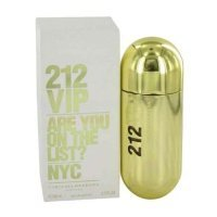 - Carolina Herrera 212 VIP Eau de Parfum Spray for Women, 1.7 Fluid Ounce