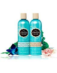 - HASK Hawaiian Sea Salt Beach Texture Shampoo & Conditioner (12 US FL.OZ)