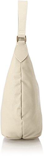 Timberland TB0M5753, Borsa a Spalla Donna, 10x37x40 cm (W x H x L) Beige (Cloud Cream)
