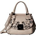 COACH Women's Willow Floral Drifter Top-Handle DK/Grey Birch Satchel