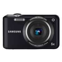 Samsung SL50 10.2 MP Digital Camera with 5X Optical Zoom and 2.5-Inch LCD Display (Black)