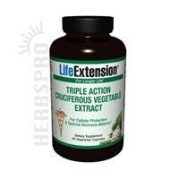 life extension vegetable extract - 7