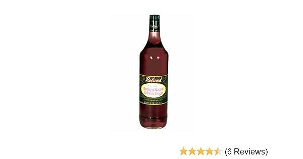 Roland Red Wine Vinegar, Raspberry, 33 80 Fl OZ