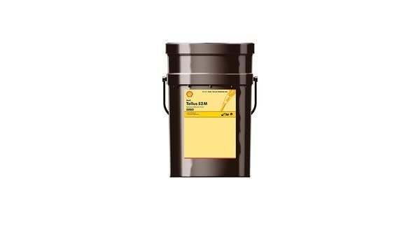 Amazon com: SHELL TELLUS S2 M 46 INDUSTRIAL HYDRAULIC FLUID