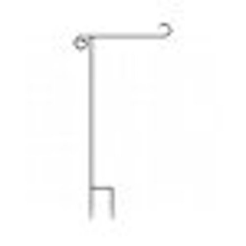 garden-flag-pole-stand-36-tall-by-175-wide-black-iron-construction-flag-stand-with-reinforced-joints