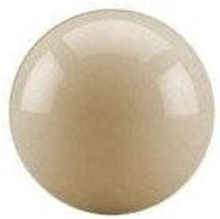 WHITE CUE BALL 2 1/4 AMERICAN SIZE** by SGL