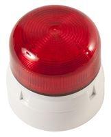 BEACON 110V, 3W, RED QBS-0002 By KLAXON QBS-0002-KLAXON