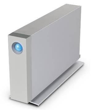 LaCie d2 Thunderbolt 3, USB 3.1 6TB External Hard Drive STFY6000400 by LaCie
