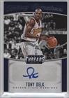 Tony Delk #116/199 (Basketball Card) 2015-16 Panini Threads - Tdk Sport