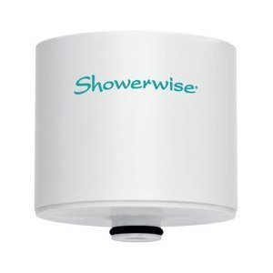 Showerwise Filters Replacement Cartridge for Showerwise Deluxe Shower Filtration System
