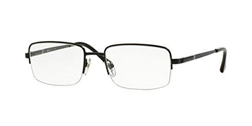 Sferoflex SF2270 Eyeglass Frames 136-54 - Matte Black SF2270-136-54
