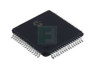 PIC16 Series 14 kB Flash 336 B RAM 20 MHz 8-Bit Microcontroller - TQFP-64, Pack of 10 (PIC16LC926-I/PT)