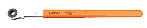 (Lang Tools 6525 XL Ratcheting Side Terminal Battery Wrench,)