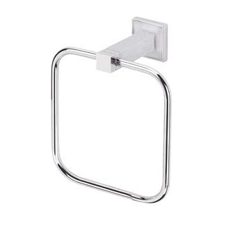 CUBIS-Plus Polished Nickel Towel Ring 5-3/4