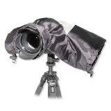 JJC RC-1 Rain Cover for DSLR/SLR camera, for small SLR cameras by JJC