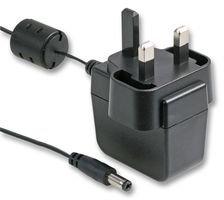 AC ADAPTOR 500MA 2.1 MM PLUG SW3521 By POWERPAX 15V UK