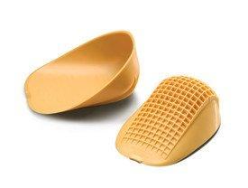 Mueller Standard Heel Cups, L