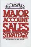 img - for Major Account Sales Strategy book / textbook / text book