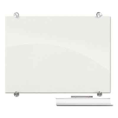 Best-Rite Visionary Magnetic Dry-Erase Glass Whiteboard, 2 x 3 Feet by Best-Rite