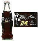 Jeff Gordon #24 1995 Championship Commemoration Coca Cola Full Unopened Bottle 8 Oz