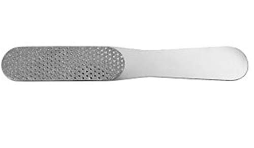 Diamancel Luxury Diamond Foot Callus File Rasp & Buffer – Canadian Professional Grade Pedicure Care for Calluses and Rough Skin (#21 Fine Grit)