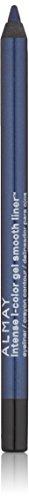 Almay Intense i-Color Gel Smooth Liner, Navy (For Blue Eyes) - Eye Color Glide Pencil