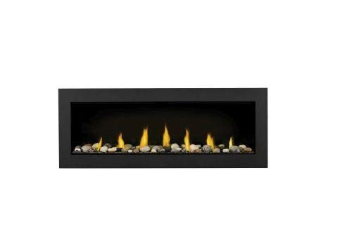 - Napoleon Acies 50 Direct Vent Natural Gas Fireplace - Package 1