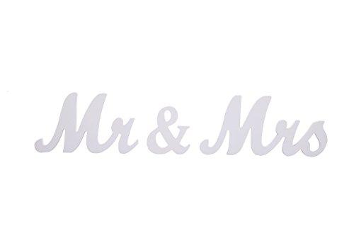 Jollylife Vintage Letters Wedding Decoration product image