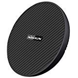 Nillkin 15W Wireless Charger, Qi-Certified Wireless Charging Pad, Quick Charge for for iPhone Xs MAX/XR/XS/X Huawei Mate 20...
