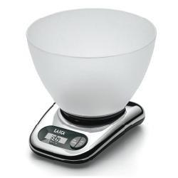 Laica BX9240, LCD, 218 x 198 x 173 mm, 600 g, CR2032 - Báscula de cocina: Amazon.es: Hogar