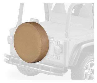 Bestop 61029-37 Bestop Tire Cover 29'' x 9'' Spare Tire Cover Tire Cover 29'' x 9''