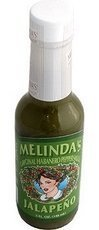 Melinda's Original Jalapeno Pepper Sauce, 5-ounce Jars (Case of 12) by (Melindas Jalapeno)
