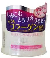 Deep C Moisture Gel Collagen With collagen to help smooth the skin Reduce wrinkles, tighten skin Anti-aging 40 G. (pink)