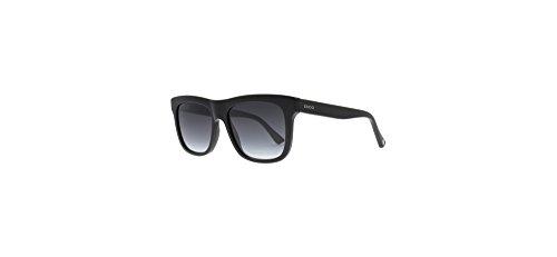Gucci GG0158S 001 Black GG0158S Square Sunglasses Lens Category 3 Size - 54mm Gucci Sunglasses