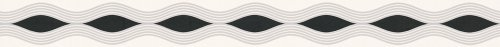 A.S. Création selbstklebende Bordüre Only Borders 9 Borte grau schwarz weiß 282217