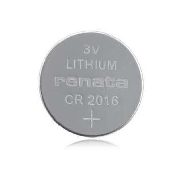 RADIOSHACK 3V/90MAH CR2016 LITHIUM COIN BATTERY(3-PACK)