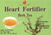 Health King Tea Heart Fortifier Herb 20 (Heart Fortifier Herb Tea)