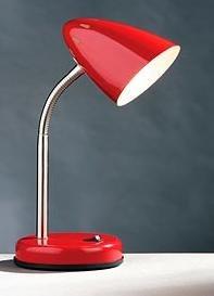 Red table lamp desk lamp table lamp study lamp office lamp amazon red table lamp desk lamp table lamp study lamp office lamp aloadofball Choice Image