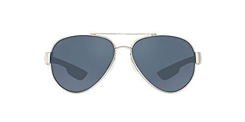 Costa Del Mar Men's South Point Aviator Sunglasses