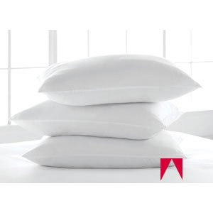 AMERICAN HOTEL REGISTER PILLOW - Registry Ultimate Breathewell Hotel Pillow, 100% Cotton. Asthma and Allergy Foundation of America certified pillow. (2 King Pillows). Ships sooner than expected!