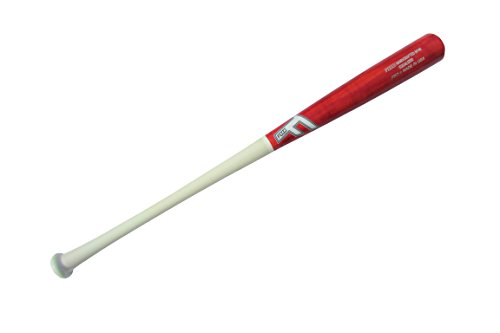 Flite Wood Baseball Bat - Maple Adult Wooden Bats - MLB USA Made Personalized - Perfect For High School and College Pro Series Equalizer BP46 (Red/White, 33) Maple Wooden Baseball Bat