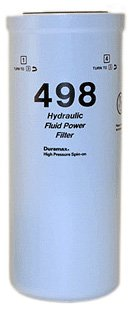 WIX Filters - 51498 Heavy Duty Spin-On Hydraulic Filter, Pack of 1 by Wix