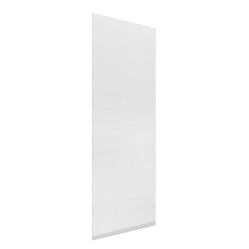 VICTORIA M Flächenvorhang, Schiebevorhang leicht lichtdurchlässig 60 x 250cm, weiss
