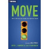 Download Move: What 1,000 Churches Reveal About Spiritual Growth with DVD PDF