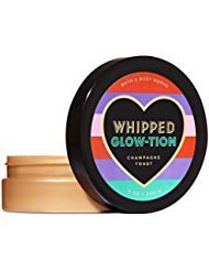 Bath and Body Works Champagne Toast Whipped Glow-Tion Amazing Body Butter 7oz