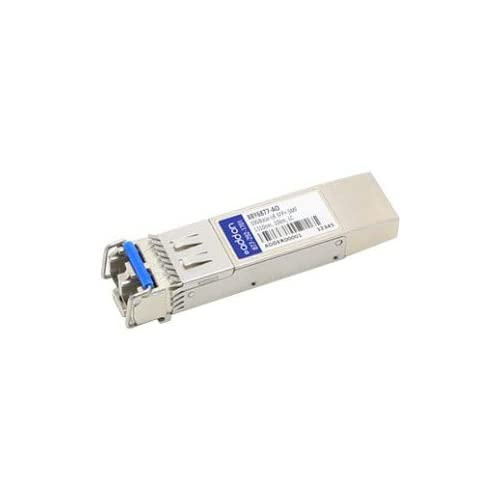 Image of Addon-Networking LC Single Mode SFP+ Transceiver Module (88Y6877-AO) Network Transceivers