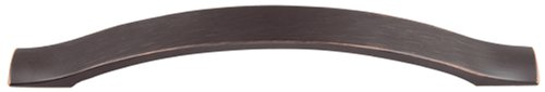 - Atlas Homewares A830-VB 8-1/4-Inch Euro-Tech Collection Low Arch Pull, Venetian Bronze