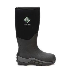 SZ7/8 BLK Sport Boots