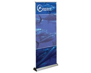 Retractable Exhibition Promotion Aluminum Structure